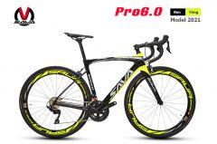 Xe đạp đua SAVA Carbon Pro6.0 model 2021