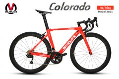 Xe đạp đua Carbon SAVA Colorado model 2021