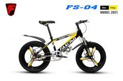 Xe Đạp Thể Thao FASCINO FS-04 model 2021