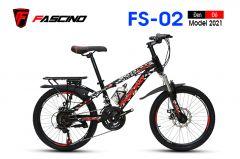 Xe Đạp Thể Thao FASCINO FS-02 model 2021