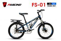 Xe Đạp Thể Thao FASCINO FS-01model 2021