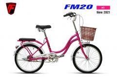 Xe đạp mini Fascino  FM20 mẫu 2021