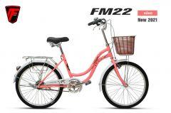 Xe đạp mini Fascino  FM22 mẫu 2021
