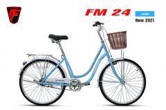 Xe đạp mini Fascino  FM24 mẫu 2021
