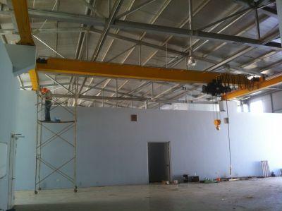 Cung cấp hệ thống cầu trục LG 5 tấn  cho thủy điện Hòa Bình, FLC Thanh hóa