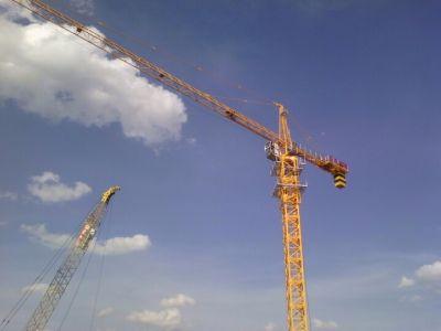 Cung cấp cẩu tháp sức nâng 6 Tấn  cho Tổng công ty thành An (116)