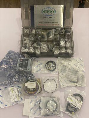 Dịch vụ kiểm tra- sửa chữa- lắp đặt và cung cấp phụ tùng thiết bị chuyên dung