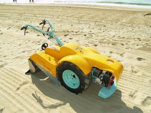 Máy làm sạch bãi biển- Troyer