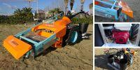 Máy làm sạch bãi biển- Musketeers