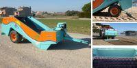 Máy làm sạch bãi biển- KL