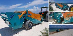 Máy làm sạch bãi biển- Scarbat