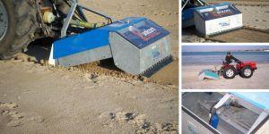 Máy làm sạch bãi biển- Kangur 1.2