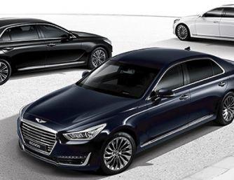 Hyundai Genesis G90 (EQ900) tại Hàn Quốc