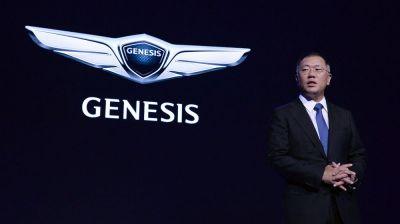 Genesis được định vị trở thành dòng xe hạng sang của Hyundai