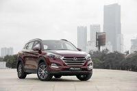 5 lí do lựa chọn Hyundai Tucson 2016
