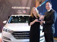 """Hyundai Tucson giành giải thưởng """"xe Compact SUV giá trị nhất"""" từ US.News & World Report"""