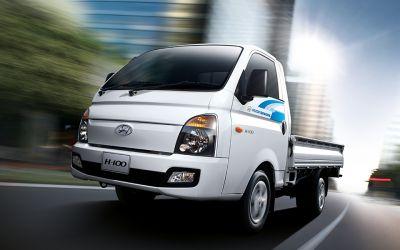 Hyundai Thành Công ra mắt dòng xe tải nhẹ Hyundai Porter H100 tại thị trường Việt Nam