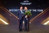 Tăng trưởng 73%, Hyundai Thành Công nhận giải thưởng nhà phân phối của năm