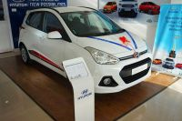 Hyundai i10 phiên bản đặc biệt kỷ niệm 20 năm tại thị trường Ấn Độ với giá 200 triệu đồng