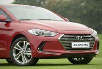 Mua xe Hyundai Elantra 2016, nhận ngay iPhone 6s Plus