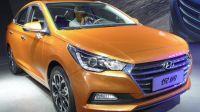 Hyundai Verna 2016 giá 200 triệu đồng chính thức ra mắt trong triển lãm Thành Đô 2016