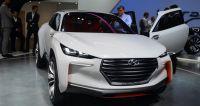 Hyundai đang trong giai đoạn phát triển mẫu SUV cỡ nhỏ cạnh tranh với Nissan Juke