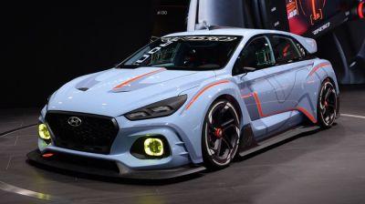Hyundai RN30 - 1 trong 5 mẫu concept gây sốt tại Paris Motor Show 2016