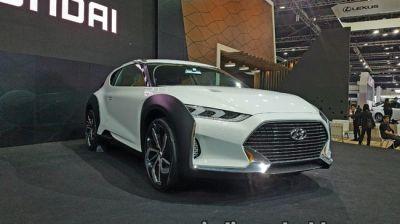 Xe SUV đường trường Hyundai Enduro ra mắt tại Đông Nam Á trong triển lãm Thai Motor Expo 2016