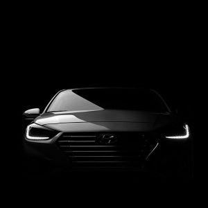 Hyundai giới thiệu sedan Accent thế hệ mới tại triển lãm xe ở Canada