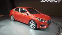 Hyundai Accent thế hệ mới chính thức ra mắt tại Triển lãm ô tô quốc tế Canada