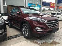 Hyundai Tucson 2017 đã có mặt tại Showroom Hyundai Long Biên, số 3+5 Nguyễn Văn Linh, Long Biên, Hà Nội.