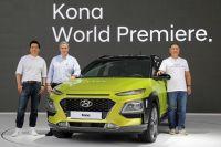 Hyundai KONA 2018 chính thức ra mắt, SUV hạng B, SUV đô thị cho cuộc sống năng động