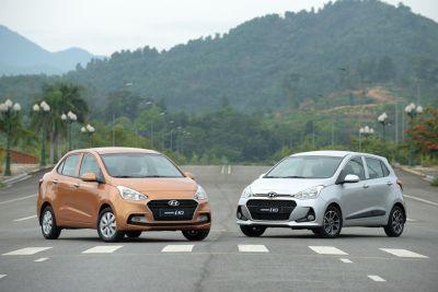 Chi tiết Grand i10 2017 thế hệ mới, bản hatchback và sedan, lắp ráp trong nước, giá từ 340 triệu đồng