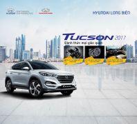 HYUNDAI LONG BIÊN- Trưng bày và Giới thiệu xe Tucson CKD 2017 từ ngày 05/09 đến 12/09/2017