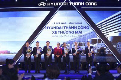 Hyundai Thành Công xe thương mại (HTCV) - Tập đoàn Thành Công - Hyundai Motor chính thức liên doanh Sản xuất, Lắp ráp và Phân phối xe thương mại tại Việt Nam