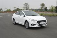 Hyundai Accent 2018 chính thức được ra mắt tại Việt Nam - trang bị tiện nghi hiện đại, giá từ 425 triệu đồng