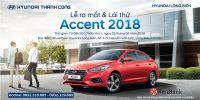 """""""Lễ ra mắt và Lái thử ACCENT 2018"""" tại Showroom Hyundai Long Biên, với sự đồng hành của NH SeABank"""