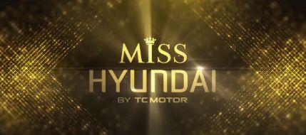 HYUNDAI LONG BIÊN HƯỞNG ỬNG CUỘC THI MISS HYUNDAI 2019 BY TC MOTOR