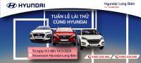 TUẦN LỄ LÁI THỬ XE HYUNDAI | Hyundai Long Biên by TC MOTOR