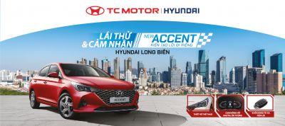 ROADSHOW - LÁI THỬ và CẢM NHẬN HYUNDAI ACCENT 2021 | Hyundai Long Biên by TC MOTOR