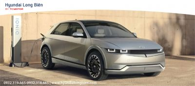 SUV điện Hyundai Ioniq 5 được ra mắt tại Mỹ