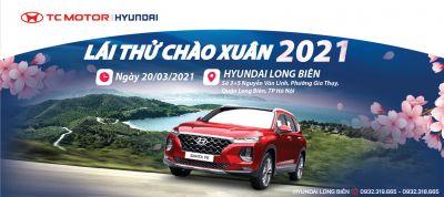 ROADSHOW - LÁI THỬ CHÀO XUÂN 2021 | Hyundai Long Biên by TC MOTOR