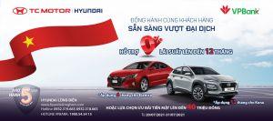 Hyundai KONA - Elantra khuyến mại tới 40 triệu đồng - Đồng hành cùng khách hàng vượt đại dịch