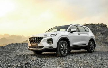 Hyundai All New SantaFe 2019