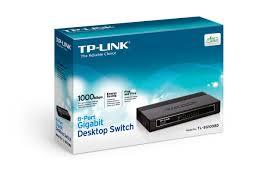 Bộ chia mạng TP-Link TL-SG1008D 8 cổng