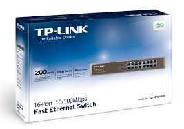 Cổng chia mạng TP-Link TL-SF1016D 16 cổng
