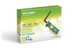 Card Mạng TPlink TL-WN751ND PCI 150Mbps Wireless N