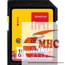 Thẻ nhớ SD Strontium Nitro 16GB