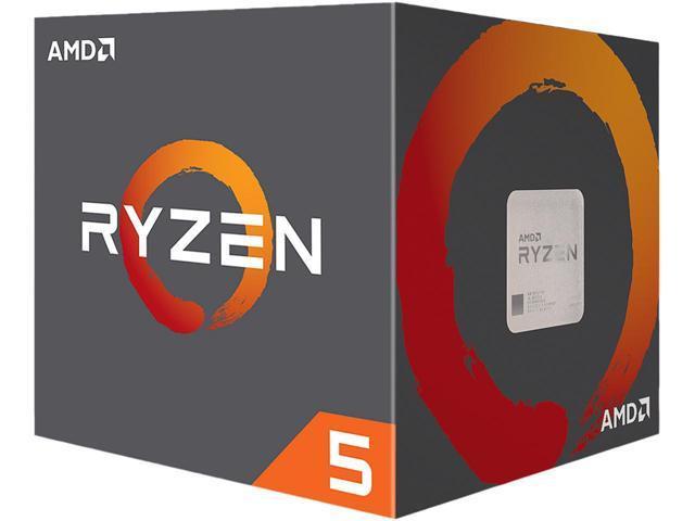 Bộ vi xử lý/ CPU AMD Ryzen 5 2600 (3.4/3.9 GHz)