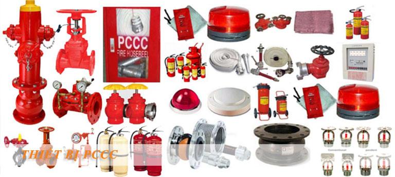 Thiết bị PCCC tại Vinh